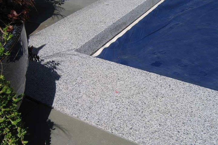 Newcastle Pool Pavers Drop Face And Step Treads Natural