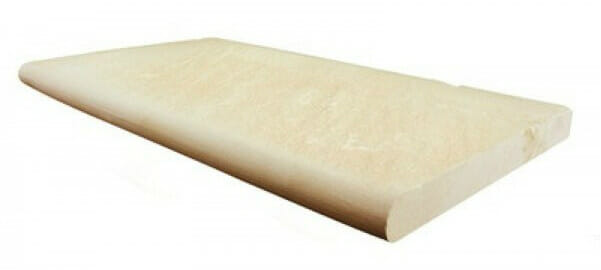 HYMALAYAN SANDSTONE BULLNOSE OR SQUARE EDGE POOL COPING