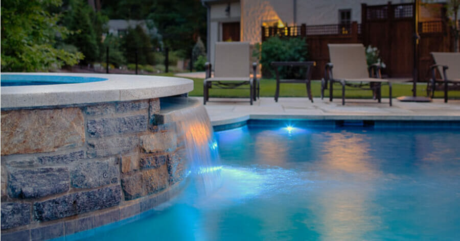 Himalayan Sandstone Pool Coping