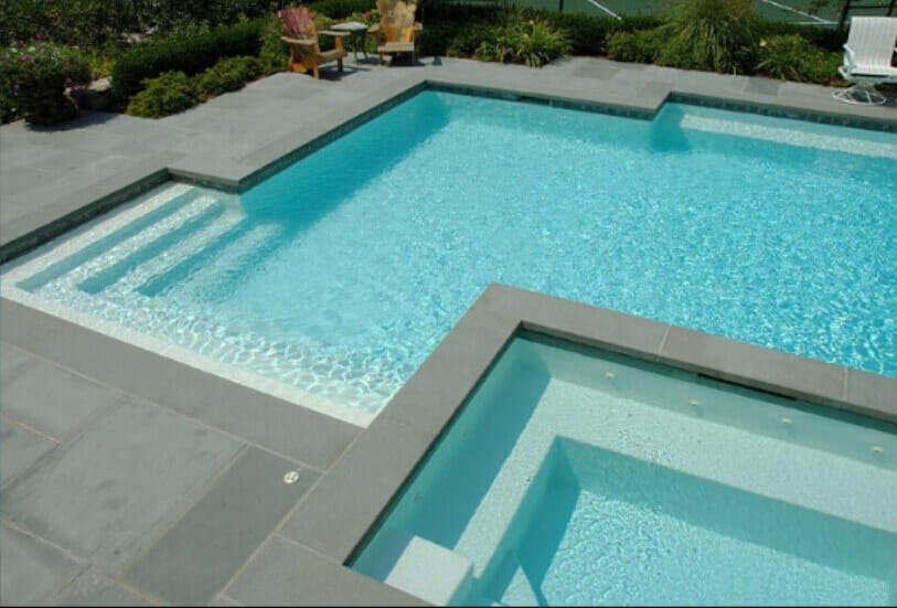 Bluestone Pool Coping Pool Coping Tiles Non Slip Stone