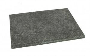 pool coping tiles enhanced Raven grey granite