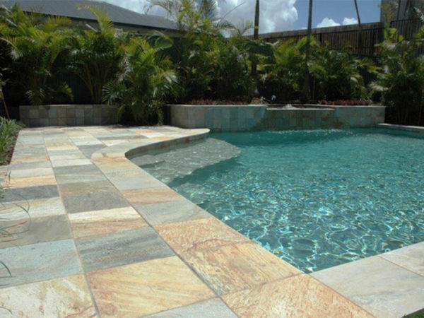 Pool Coping Tiles Brazillian Quartzite