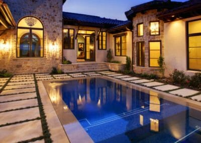 pool coping sandstone pool pavers