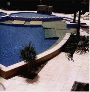 POOL COPING TILES FOR POOLS