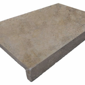 Brown Coping Tile