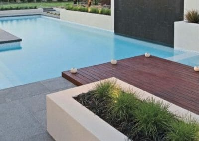 Outdoor Raven Granite pavers