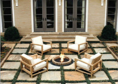 Natural Split Himalayan Sandstone Pavers Outdoors