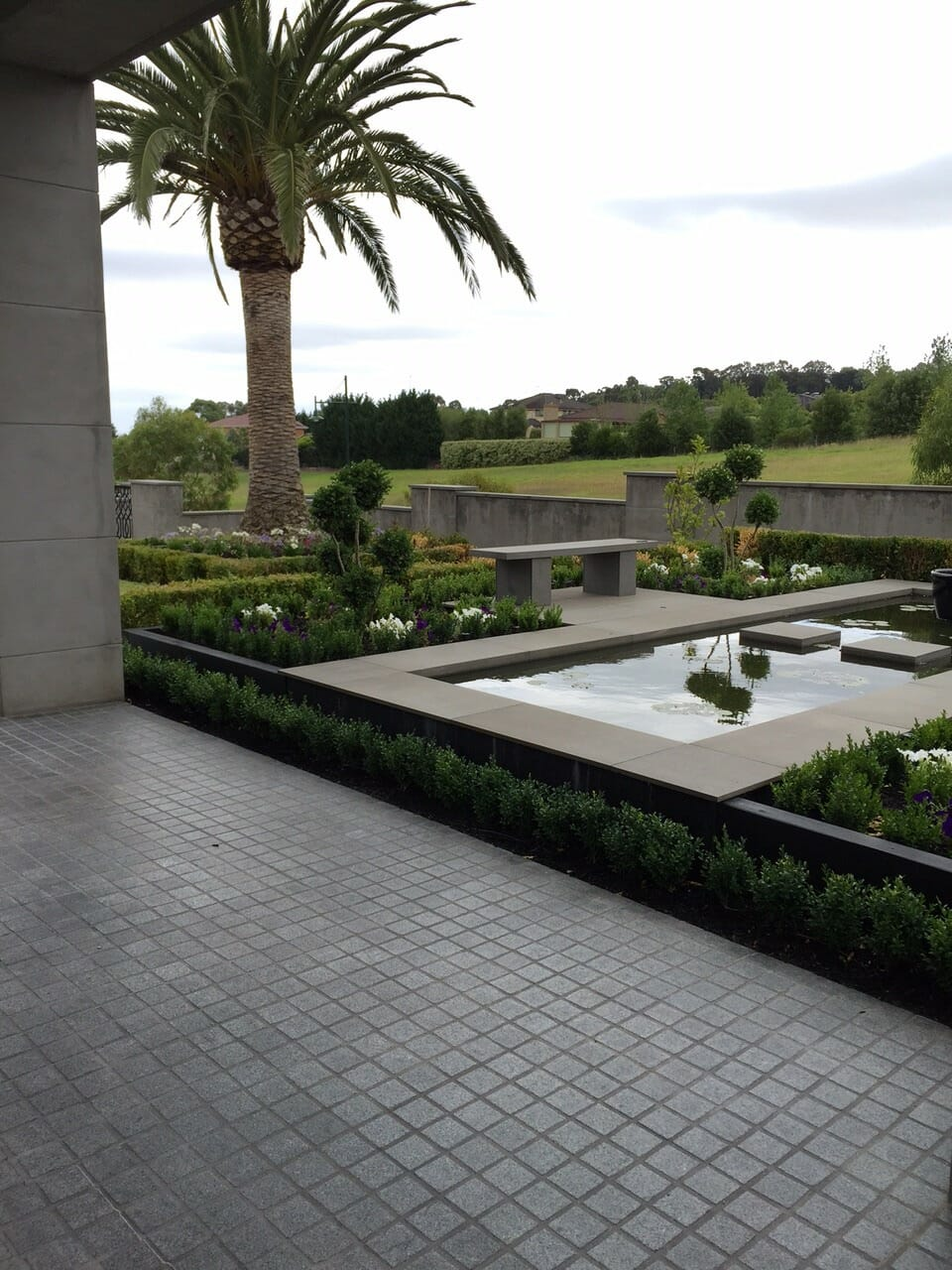 Tiles and Pavers with Bullnose, Dropface, Coping for Edges