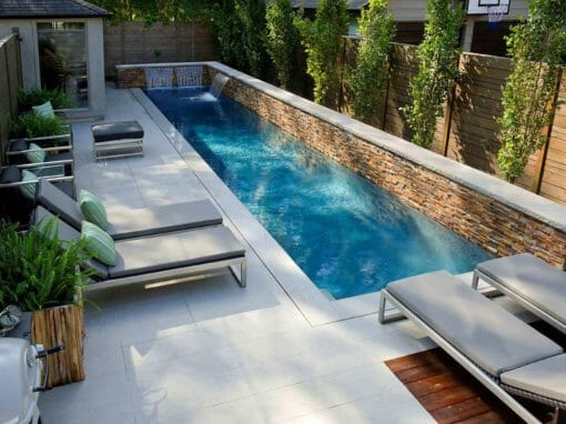 Dove White Pool Coping Tiles