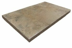 Travertine Pool Edge Tile