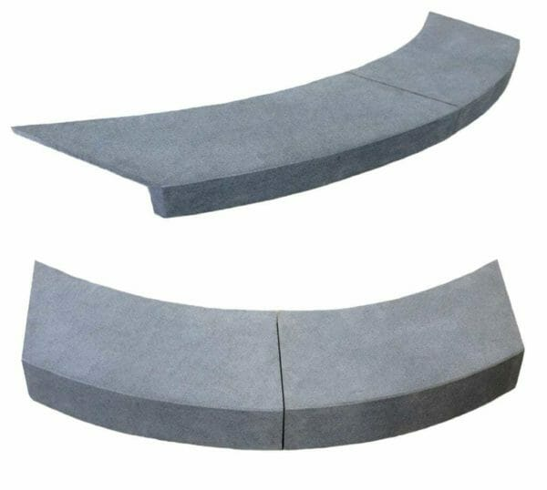 Custom Pool Coping Dropface Pool Coping
