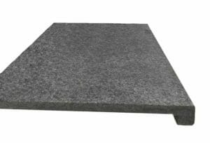 Black Granite Coping Tiles