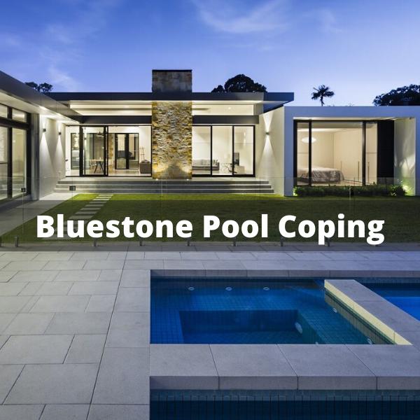 Bluestone Pool Coping Tiles